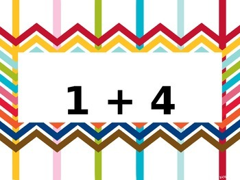 Addition and Subtraction Facts (0-5)