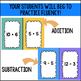 Addition and Subtraction Facts within 27 BUNDLE (End of Year Edition)