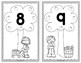 Addition and Subtraction Facts and Multiples of Ten Activity- Apple Tree Toss It