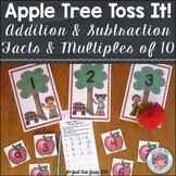 Addition and Subtraction Facts and Multiples of Ten Activi