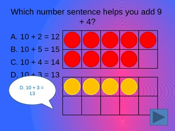 Addition and Subtraction Facts to 12 Review