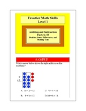 Addition and Subtraction Facts to 18