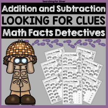 Addition and Subtraction: Find the Facts