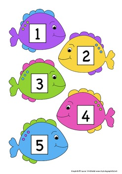 Addition and Subtraction Fishing