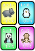 Addition and Subtraction Flashcards / Games / Maths Centers - Animal Theme
