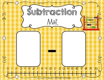 Addition and Subtraction Fluency Games 0-20