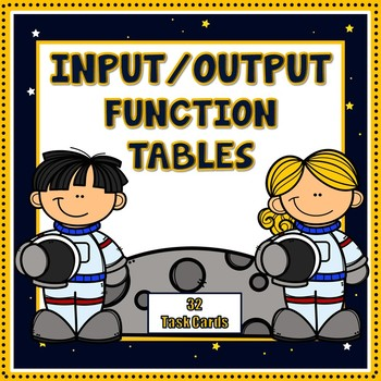 Addition and Subtraction Function Tables