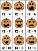 Addition and Subtraction Game - Trick or Treat
