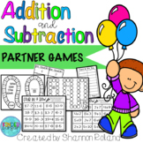 Addition and Subtraction Games