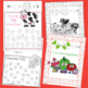 Addition and Subtraction Games for Fact Fluency - November