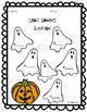 Halloween Addition and Subtraction Ghost Bowling