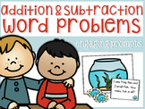 Addition and Subtraction Hands-On Word Problems