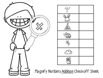 Addition and Subtraction Magnify the Facts