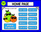 Addition and Subtraction Math Facts: Digital Task Cards BUNDLE (Interactive PDF)