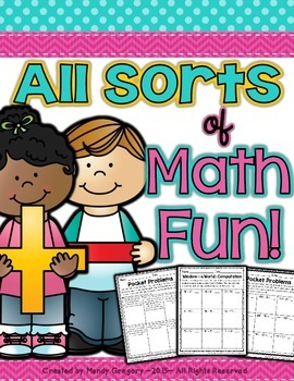 Addition and Subtraction Math Sorts