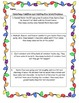 Addition and Subtraction Math Word Problems ( Christmas Edition)