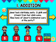 Addition and Subtraction Math Word Problems PowerPoint K.OA.A.2