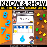 Addition and Subtraction Mats