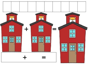 Addition and Subtraction Mats Through the Year