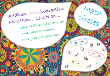 Addition and Subtraction // More than... Less than...