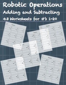 Addition and Subtraction - No Prep Review