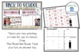 Addition and Subtraction Number Lines - Back to School Theme