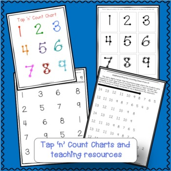 """Addition and Subtraction Penguin Worksheets with """"Tap 'n Count"""" points"""
