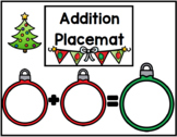Addition and Subtraction Placemats and Worksheets (Part Pa