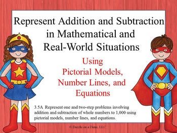 Addition and Subtraction  - 3rd Grade