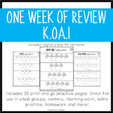 Kinder Math {K.OA.1}
