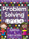Addition and Subtraction Problem Solving