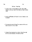 Addition and Subtraction Problem Solving Bundle