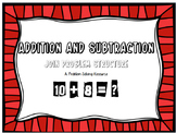 Addition and Subtraction Problem Solving - Join Problem St