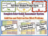 Complete Assessment System:  Addition and Subtraction/All