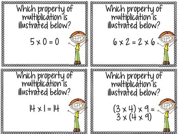 Addition and Multiplication Properties Showdown