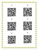 Addition and Subtraction QR Code Scavenger Hunt
