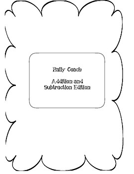 Addition and Subtraction Rally Coach