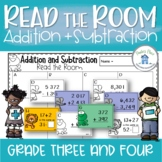 Addition and Subtraction Read the Room