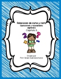 Addition and Subtraction Relationships Chapter 5 (Spanish