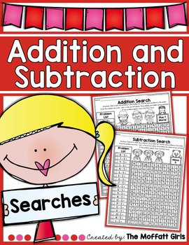 Addition and Subtraction (Searches)