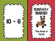 Addition and Subtraction Facts 0-10 within 20 BUNDLE (Christmas Edition)