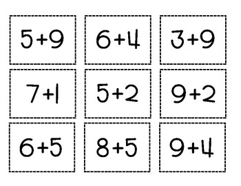 Addition and Subtraction Sort with Odd/Even Practice!