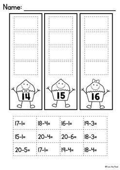 Addition and Subtraction Sorts