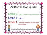 Addition and Subtraction: Step-by-Step