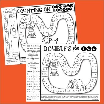 Addition and Subtraction Strategies