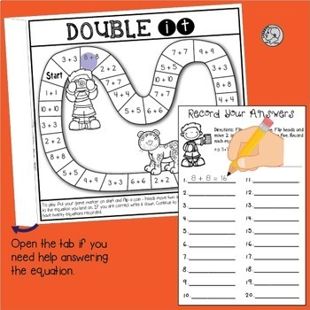 Addition and Subtraction Strategies for Distance Learning