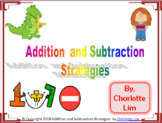 Addition and Subtraction Strategies - BUNDLE