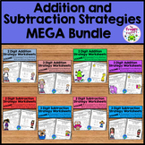 Addition and Subtraction Strategies - Expanded Form Mega Bundle