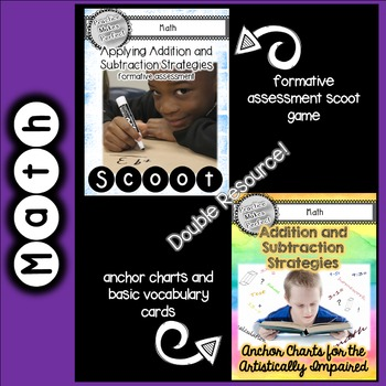 Addition and Subtraction Strategies Formative Assessment