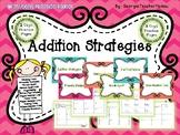 Addition and Subtraction Strategies Mega BUNDLE